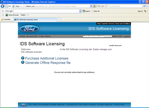 ford ids software license keygen